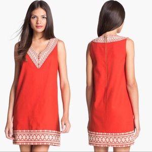 Kate Spade Laureen Viva Colores Shift Dress Size 6